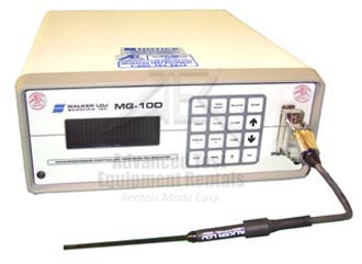 Rent Walker MG-10D Microprocessor-Controlled Gaussmeter