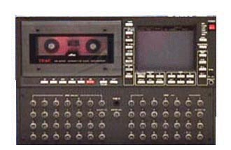 Teac XR-9000 Videocassette Data Recorder