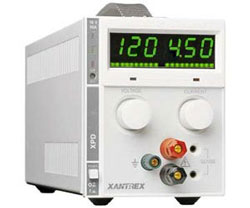 Rent Xantrex XPD120-4.5 Programmable DC Power Supply 120 V, 4.5 A %>