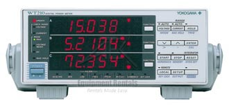 Yokogawa WT210 Single Input Digital Power Meter