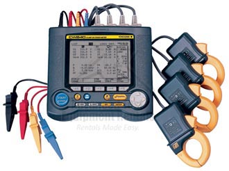 Yokogawa CW240 Clamp-on Power Meter Power Cord %>