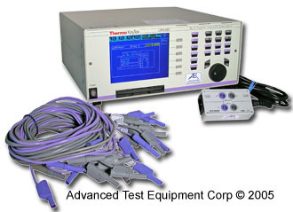 Zimmer Electronics LMG450 Multi Channel Power Analyzer %>