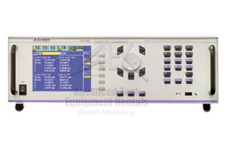 Zimmer Electronics LMG500-4 AC Power Analyzer | 10 MHz %>