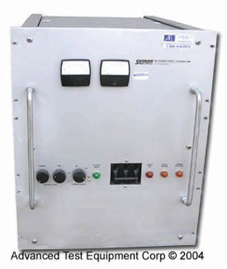 Rent Sorensen DCR300-35A 300 Volt, 35 Amp DC Power Supply