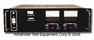 Rent Sorensen DCR300-3B 300 Volts, 3 Amps DC Power Supply