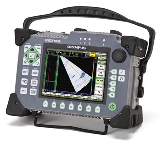 Olympus Epoch-1000I Advanced Ultrasonic Flaw Detector