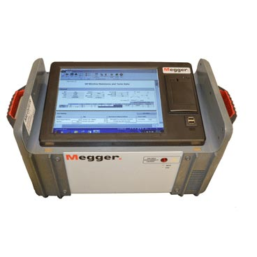 Megger MWA330A 3-Phase Ratio and Winding Resistance Analyzer