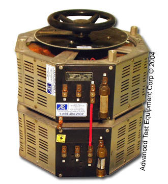 Superior Electric 1156D-2S Powerstat Variable Transformer
