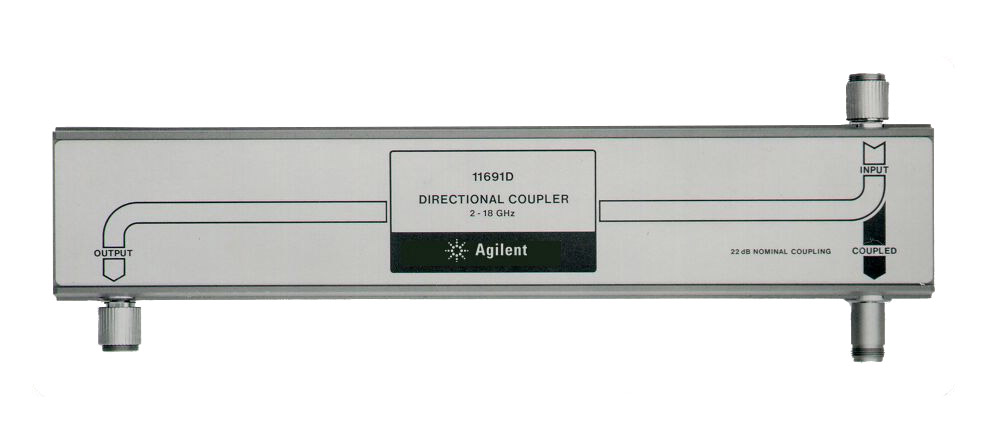 Rent Agilent 11691D Coaxial Directional Coupler 2 GHz - 18 GHz