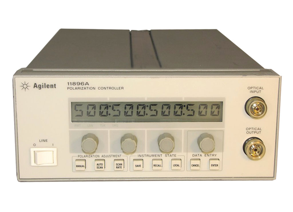 Keysight 11896A Lightwave Polarization Controller