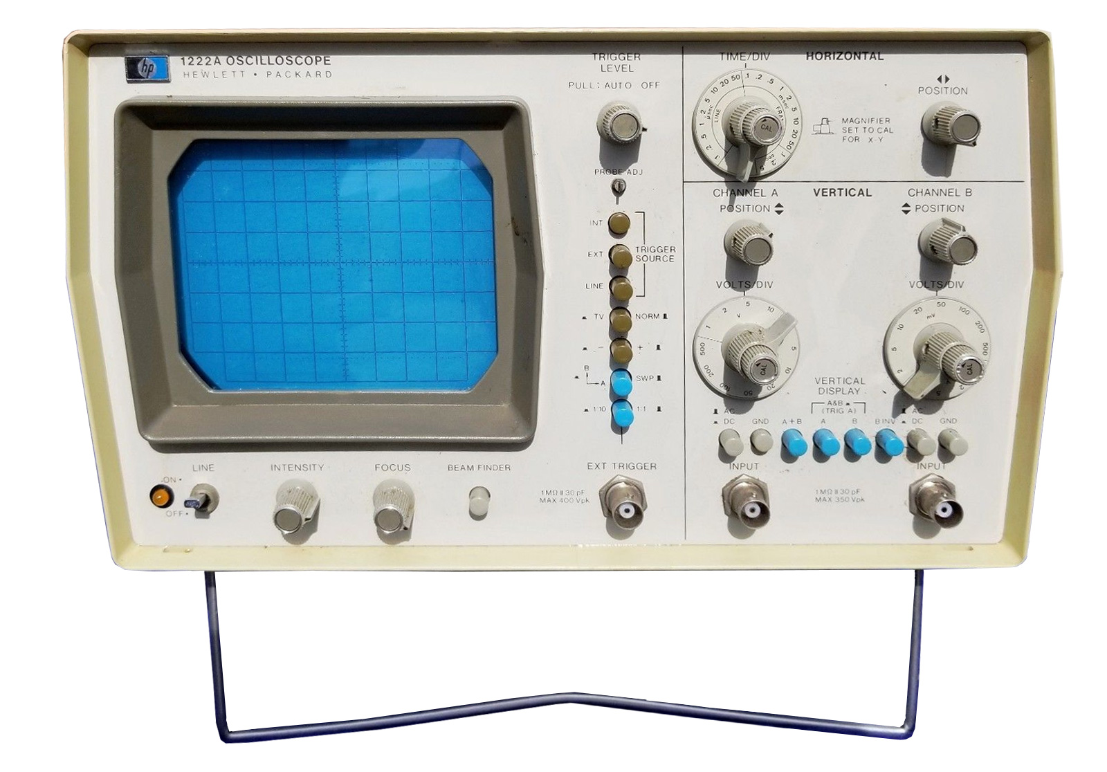 Keysight 1222A Dual Channel Oscilloscope