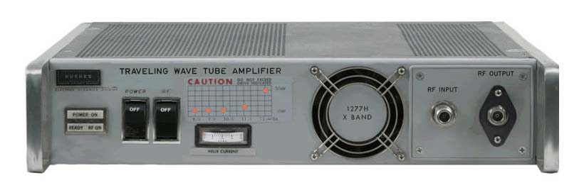Hughes 1277H Series Instrumentation Power Amplifiers