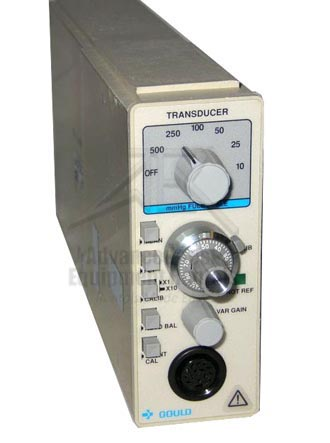 Gould 13-6615-10S AC/DC Voltage Signal Conditioner