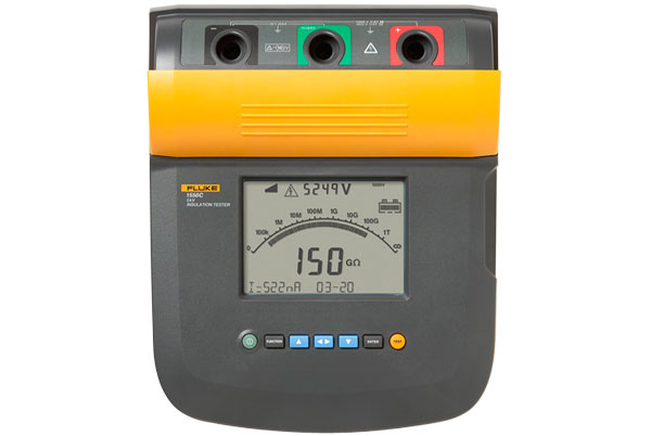 Rent Fluke 1550C Insulation Resistance Tester 5 kV