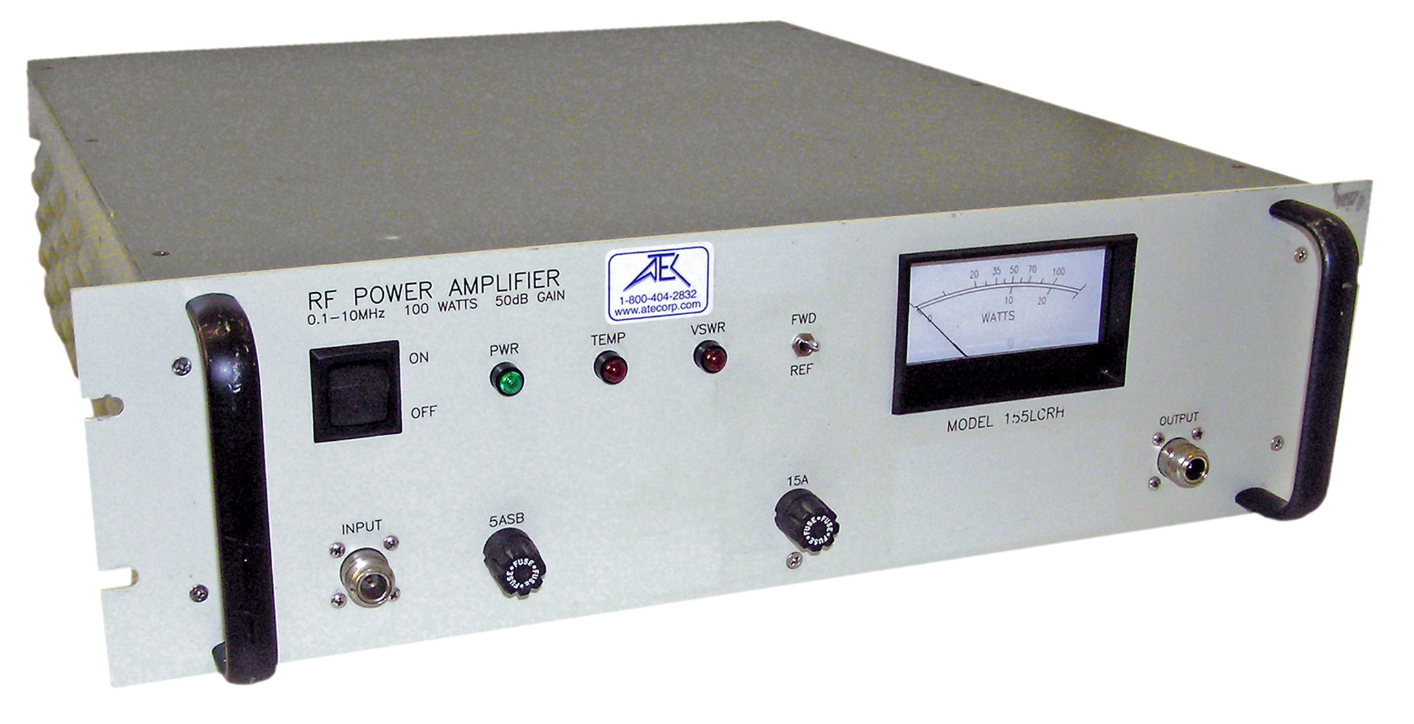 Kalmus 155LCRH RF Power Amplifier