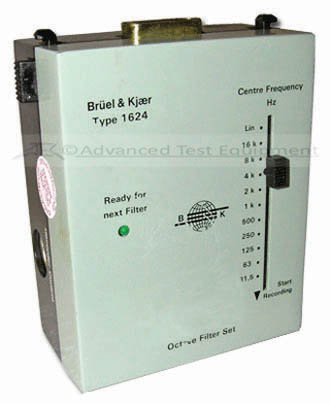Bruel & Kjaer 1624 Tunable Band Pass Filter