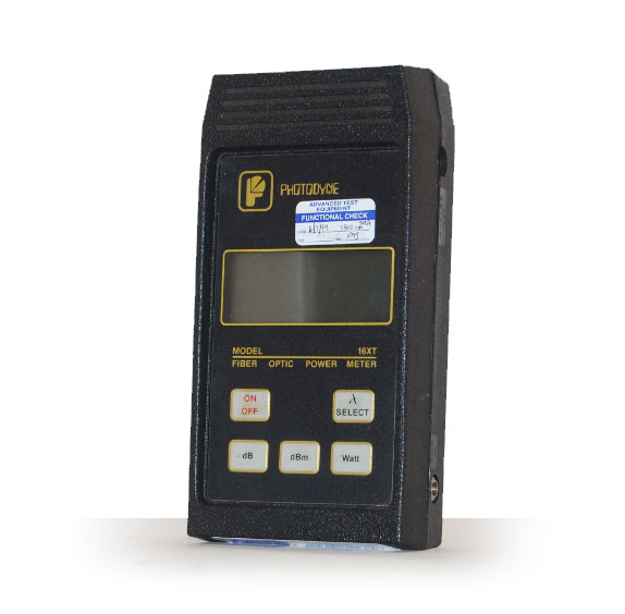 Photodyne 16XTB Fiber Optic Power Meter