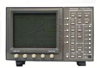 Tektronix 1745A NTSC/PAL Waveform/Vector Monitor