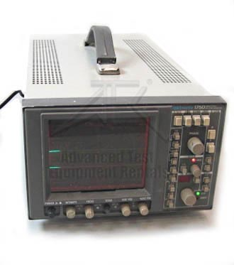 Tektronix 1750 NTSC Waveform/Vector Monitor