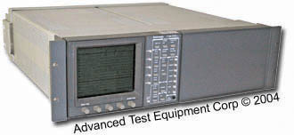 Tektronix 1760 NTSC Waveform/Vector Monitor