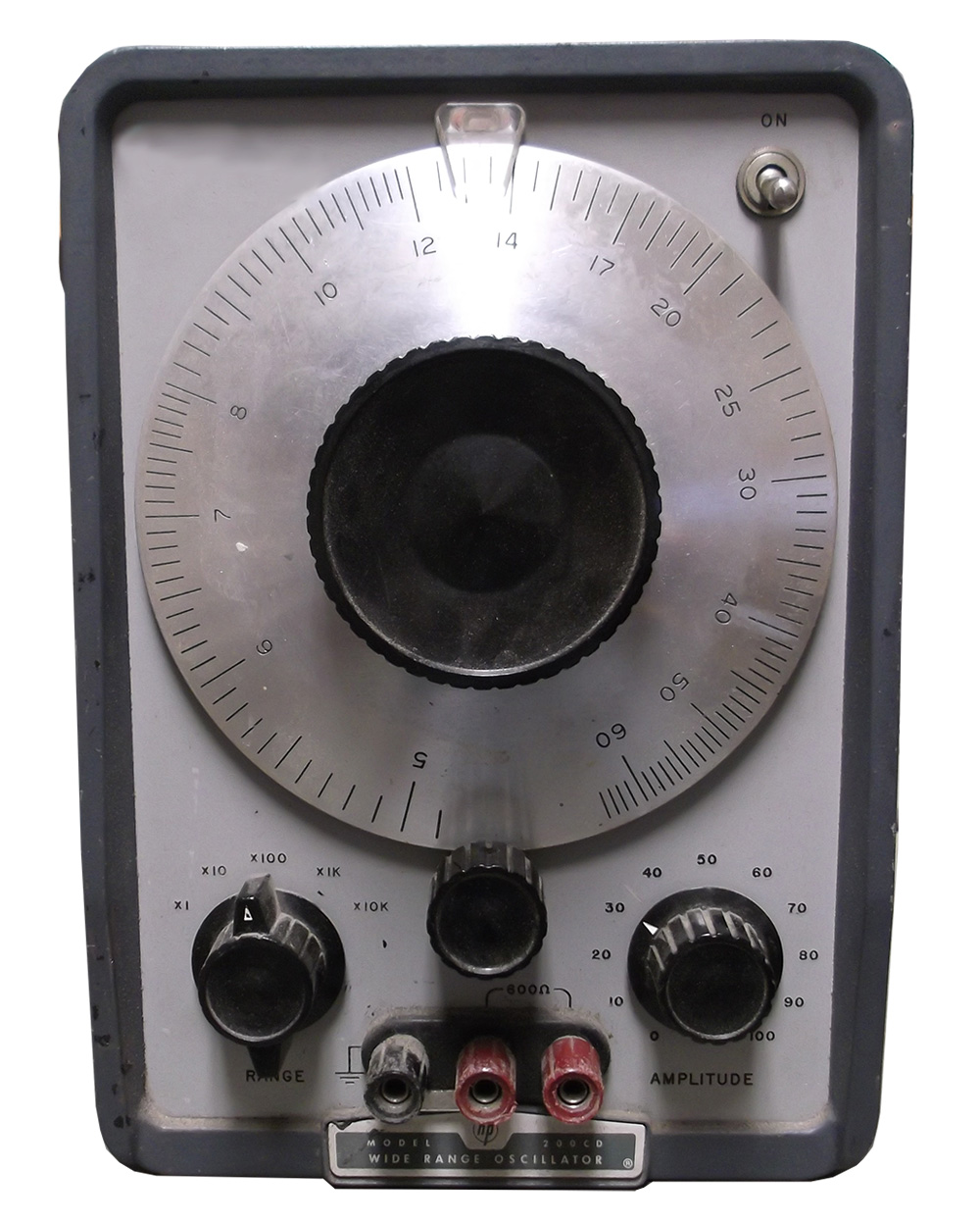 Keysight 200CD Audio Oscillator, 5Hz - 600kHz