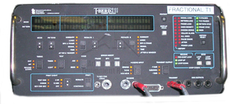 TTC T-BERD 211 T-Carrier Analyzer
