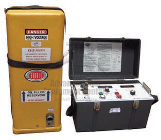 Biddle 220123 DC Dielectric Test Set
