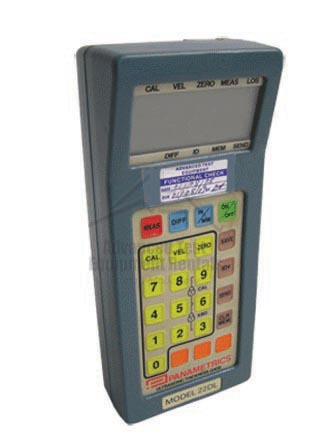 Olympus (Panametrics) 22DL Ultrasonic Thickness Gage