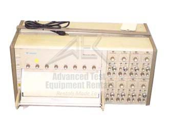 Gould 2800S 8 Channel Ink Strip Chart Recorder