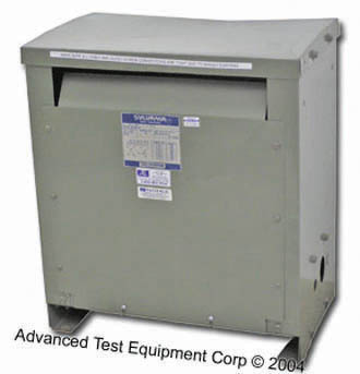Variable Transformers | ATEC Rentals