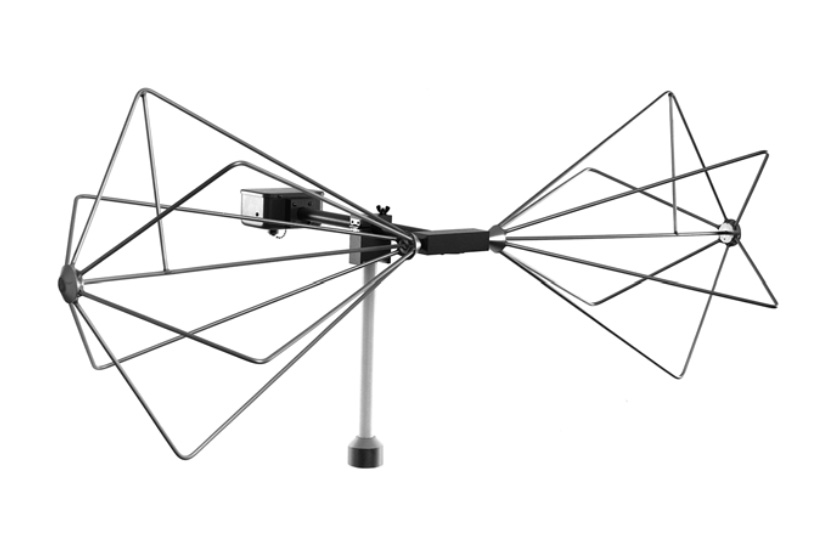 EMCO 3104 Biconical Antenna, 20 MHz - 200 MHz