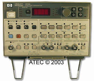 HP/Agilent 3314A Multi-Waveform Generator