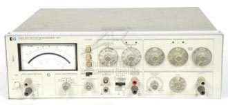 Keysight 339A Distortion Measurement Set, 100 kHz
