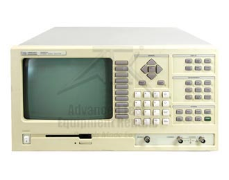 HP/Agilent 35660A Dual-Channel Dynamic Signal Analyzer