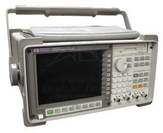 Rent 35670A FFT Dynamic Signal Analyzer, DC-102.4 kHz
