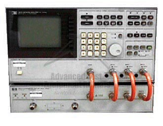 HP/Agilent 3577A with 35677A Network Analyzer