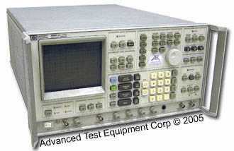 Rent HP Agilent 3585B Spectrum Analyzer