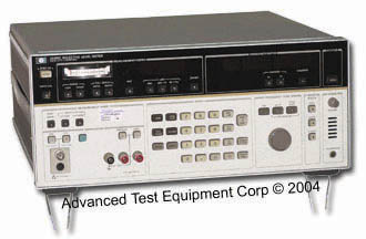 Keysight 3586C Selective Level Meter