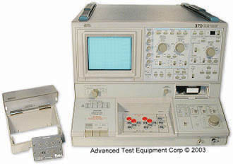 Tektronix 370 Programmable Curve Tracer