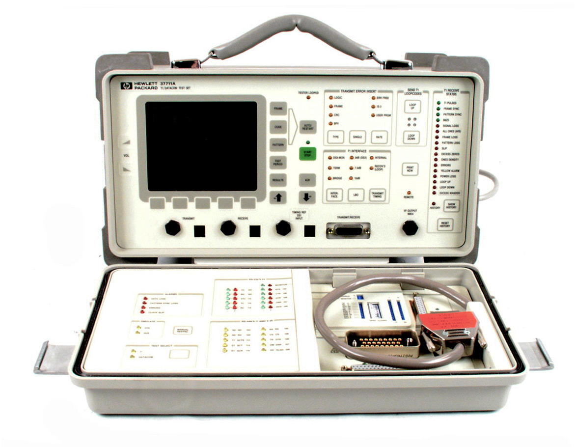 Keysight 37711A Datacom Test Set