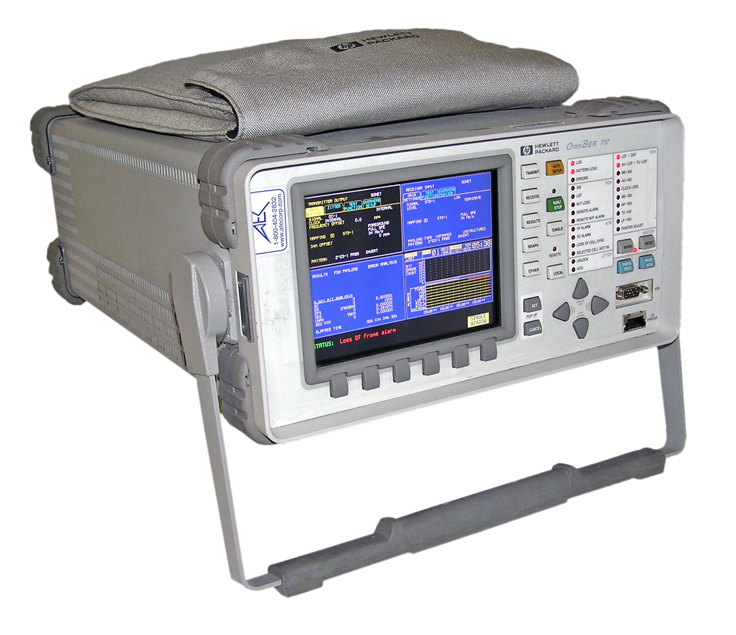 Keysight 37717C Performance Analyzer