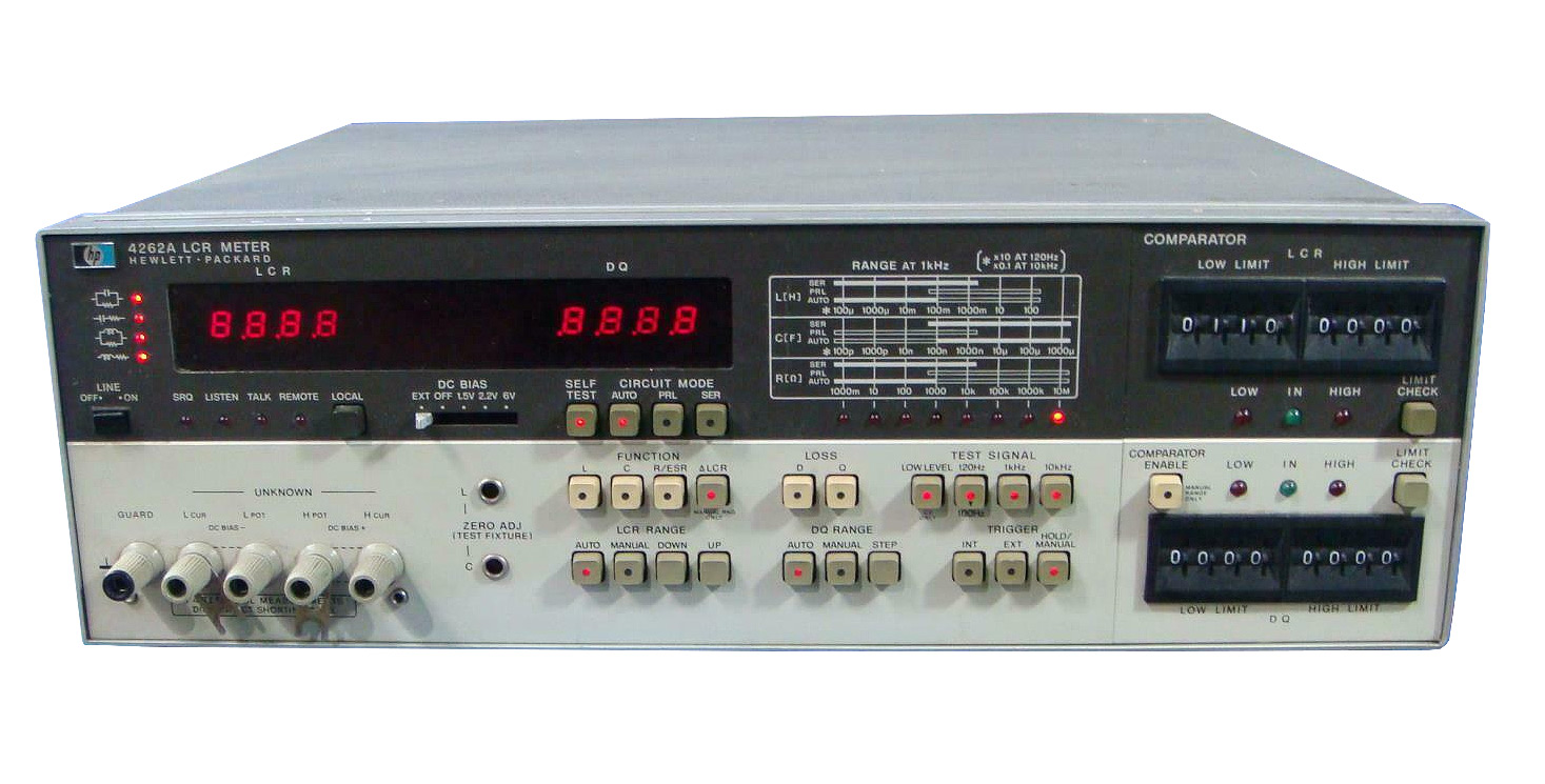 Keysight 4262A Digital LCR Meter