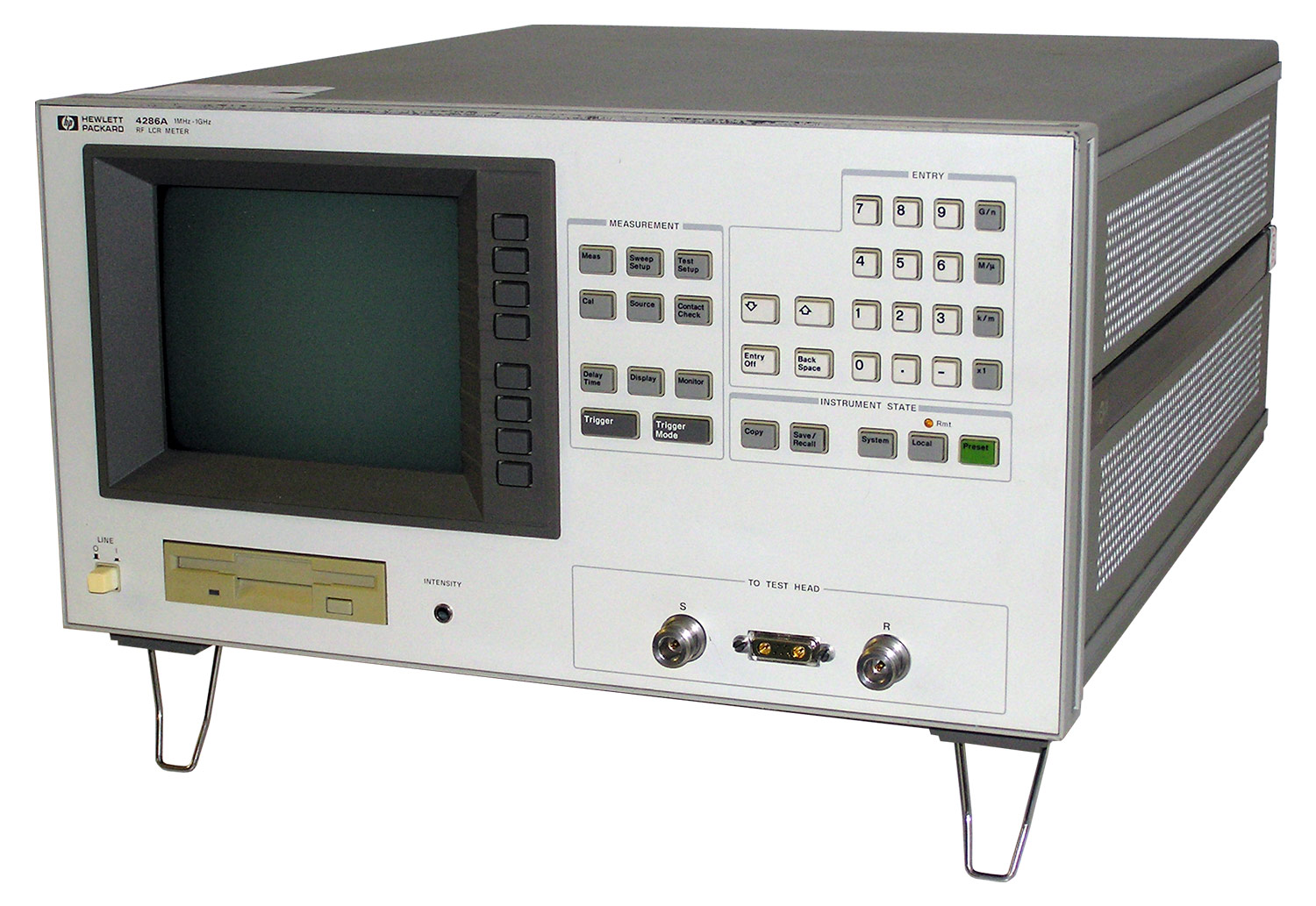 Rent HP Agilent 4286A RF LCR Meter 1 MHz to 1 GHz