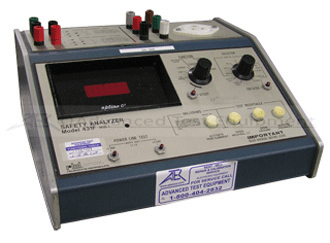 Neurodyne Dempsey 431F Safety Analyzer