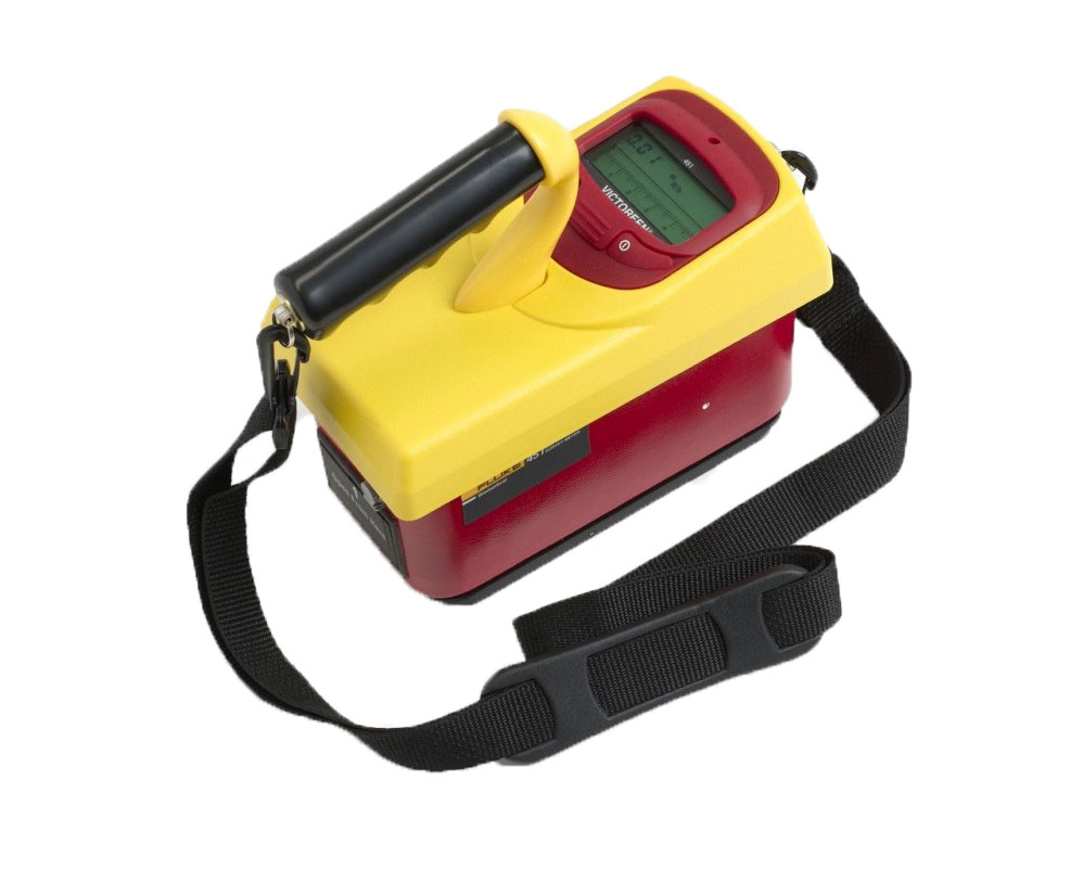 Fluke Biomedical 451B Ion Chamber Survey Meter