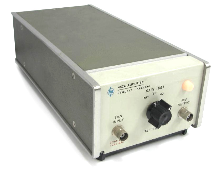 Keysight 462A Wide Band Amplifier