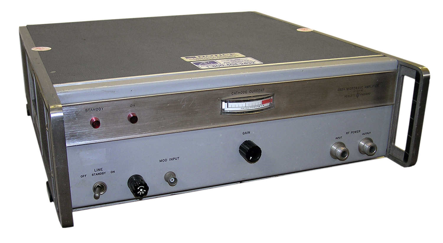 Keysight 489A Microwave TWT Amplifier