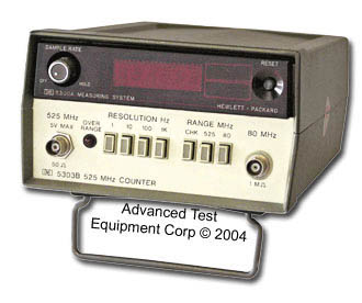 HP/Agilent 5303B Frequency Counter Module 500 MHz
