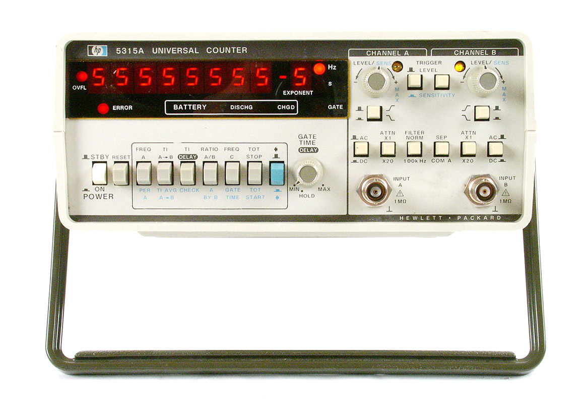 Keysight 5315A Universal Counter