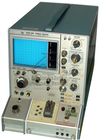 Tektronix 576 Semiconductor Parameter Analyzers | ATEC Rentals
